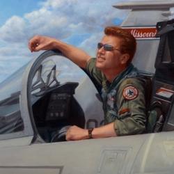 McComas_Jim_Gonzo_Portrait_of_a_Fighter_Pilot_KS-8001